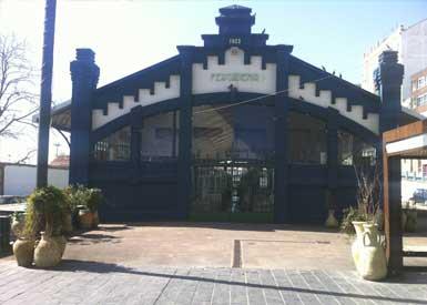 Edificio de la Pescadería