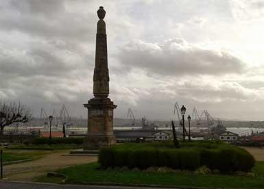 Obelisco de Churruca