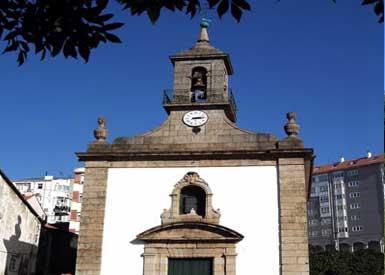 Iglesia Capilla de las Angustias