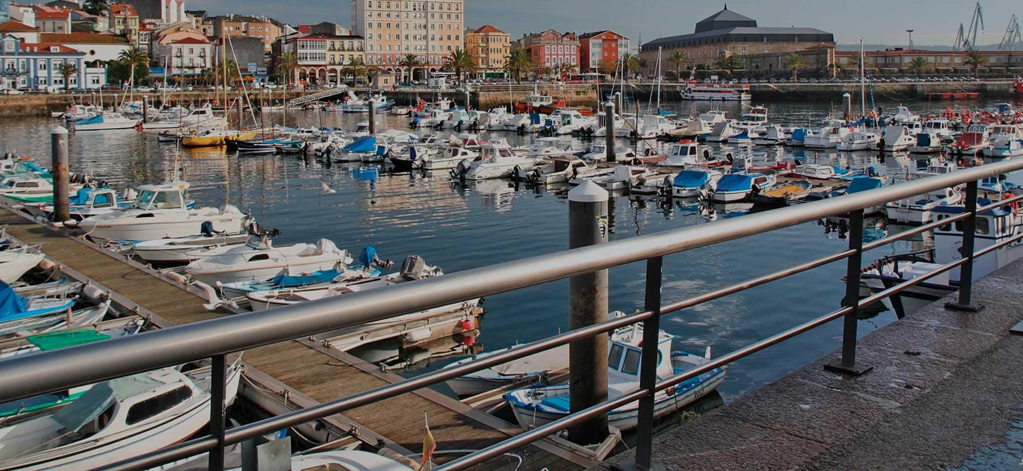 Historia Ferrol