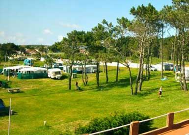 Camping en Ferrol