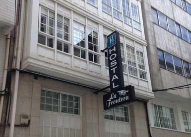 Hostales y Pensiones en Ferrol