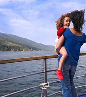 Ferrol con niños