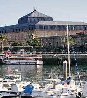 Paseos en barco por la ría de Ferrol